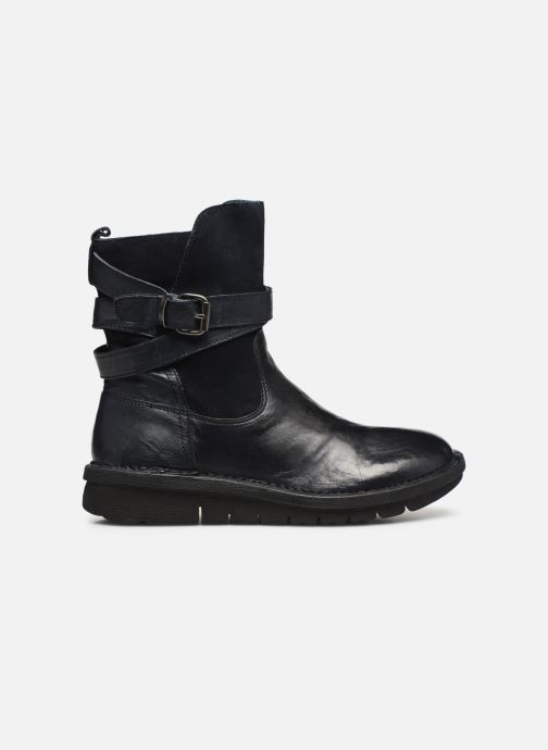 Bottines et boots Khrio 10623K SAVANA Bleu vue derrière