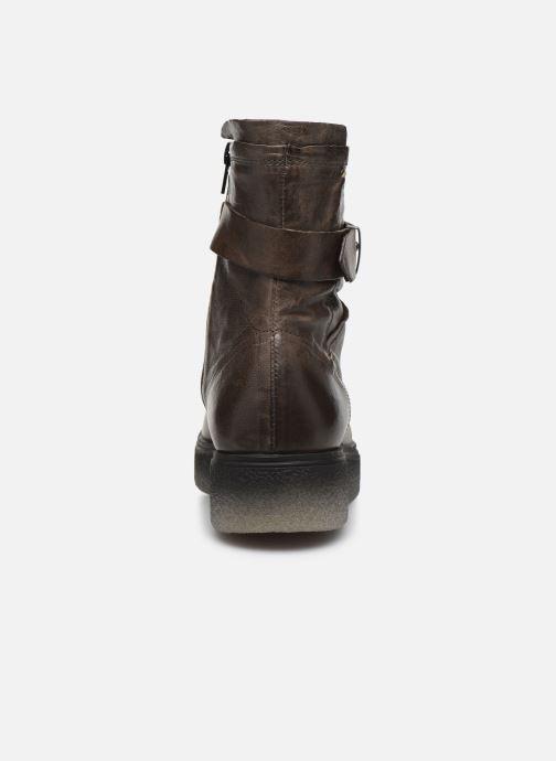 Bottines et boots Khrio 10661 CLARA Gris vue droite