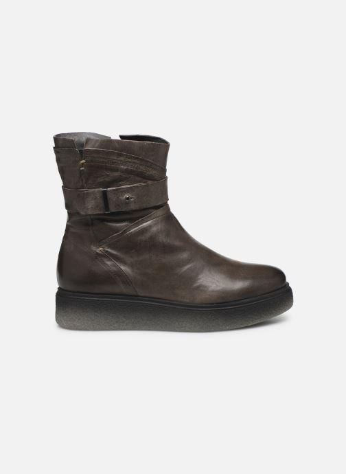 Bottines et boots Khrio 10661 CLARA Gris vue derrière