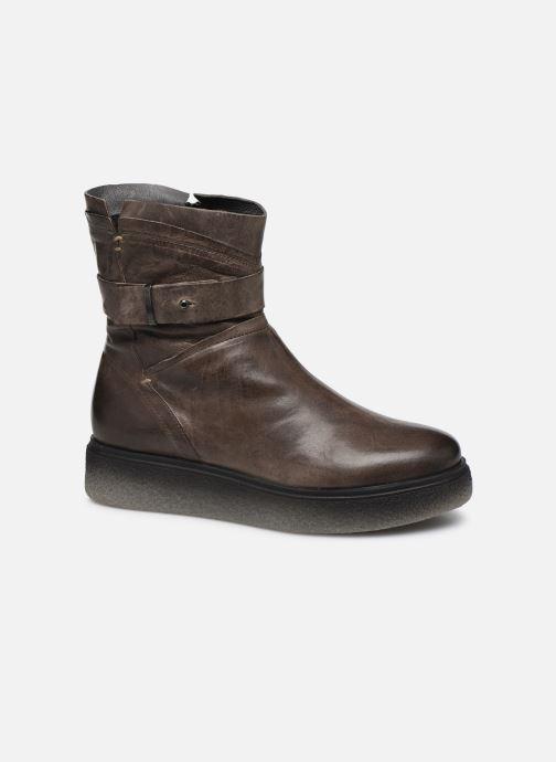 Bottines et boots Khrio 10661 CLARA Gris vue détail/paire