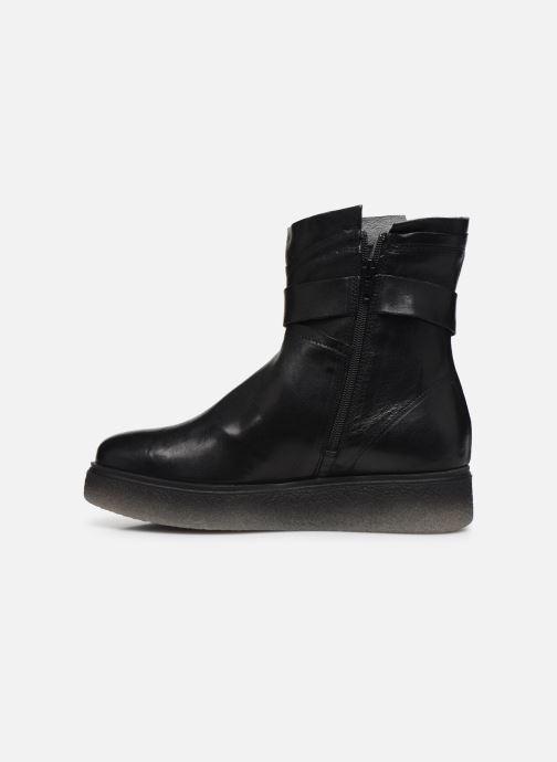 Stiefeletten & Boots Khrio 10661 CLARA schwarz ansicht von vorne