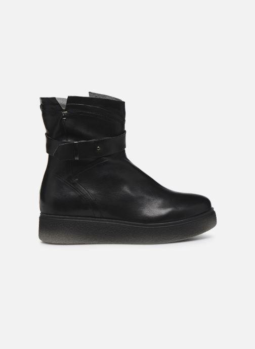 Bottines et boots Khrio 10661 CLARA Noir vue derrière