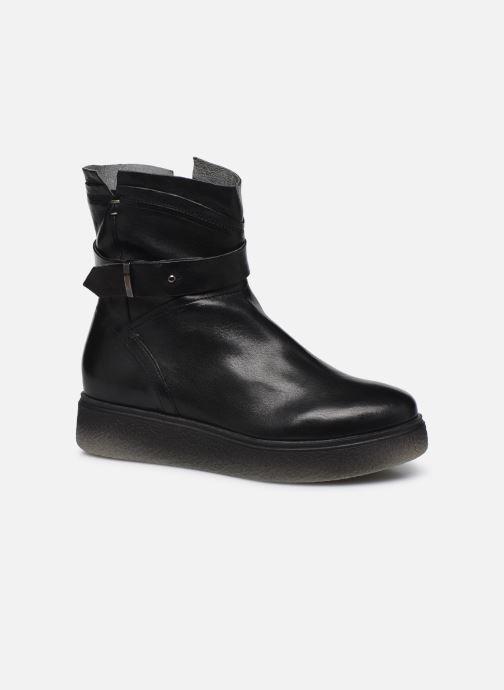 Bottines et boots Khrio 10661 CLARA Noir vue détail/paire