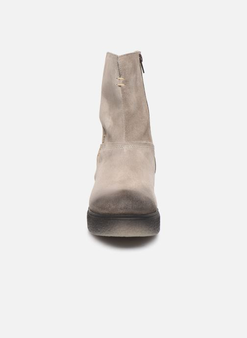 Bottines et boots Khrio 10660 Gris vue portées chaussures