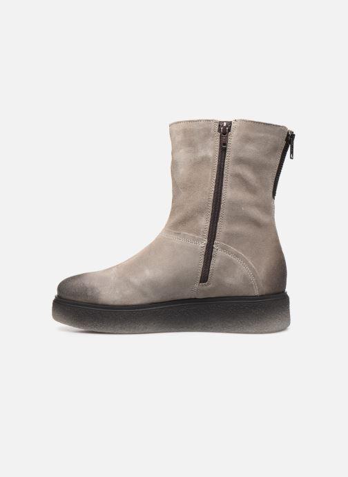 Bottines et boots Khrio 10660 Gris vue face