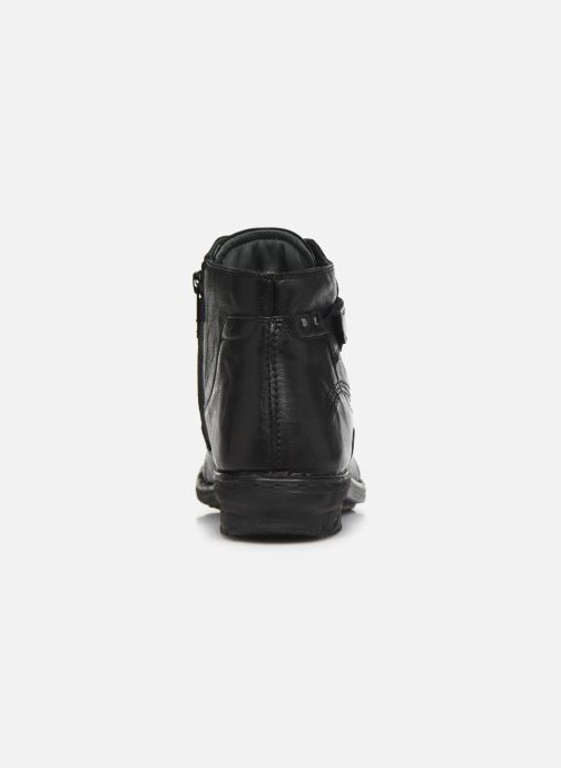 Bottines et boots Khrio 10500K Noir vue droite