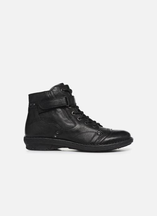 Bottines et boots Khrio 10500K Noir vue derrière