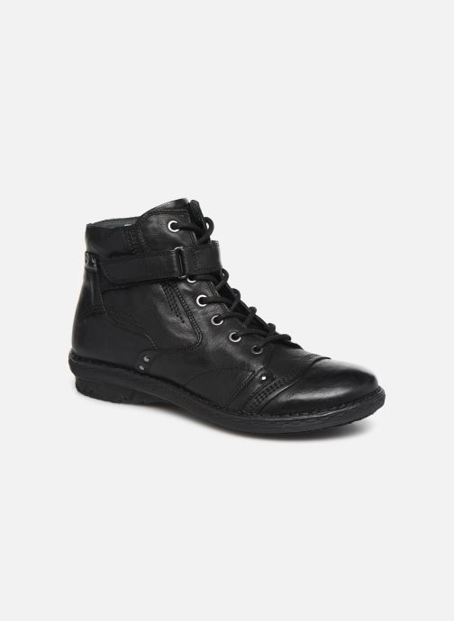 Bottines et boots Khrio 10500K Noir vue détail/paire