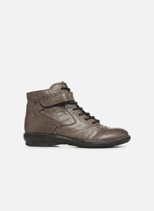 Bottines et boots Khrio 10500K Gris vue derrière