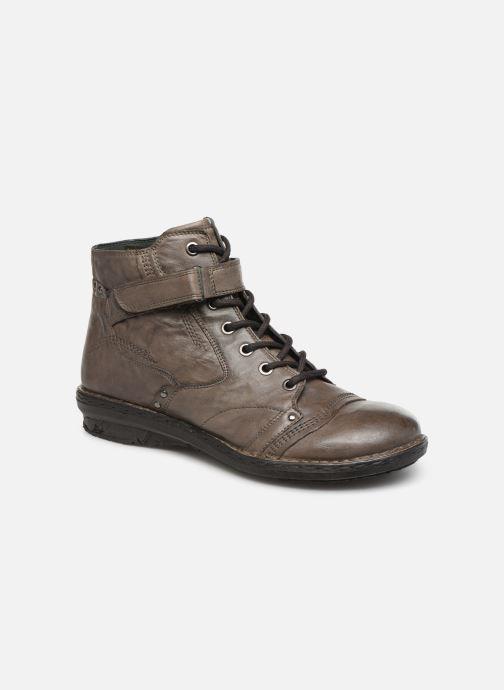 Bottines et boots Khrio 10500K Gris vue détail/paire