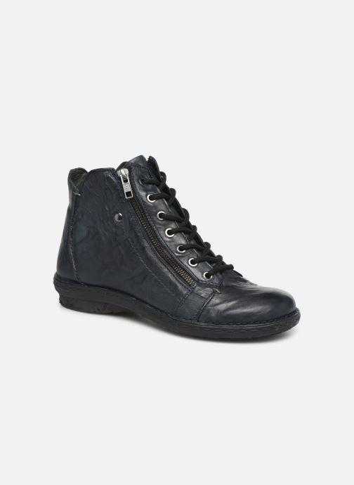 Bottines et boots Khrio 10502K Bleu vue détail/paire