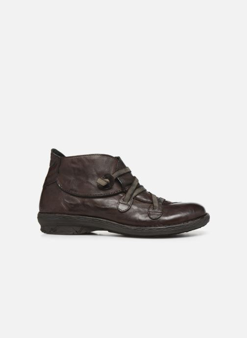 Bottines et boots Khrio 10504K Marron vue derrière