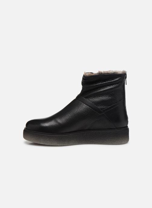 Bottines et boots Khrio 10662K Noir vue face