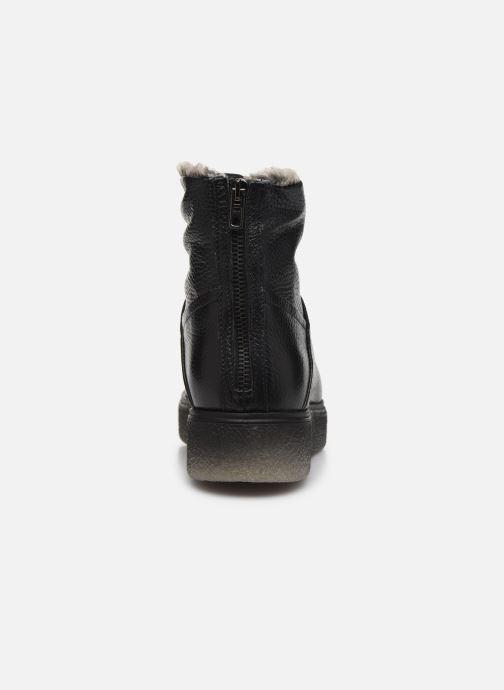 Bottines et boots Khrio 10662K Noir vue droite