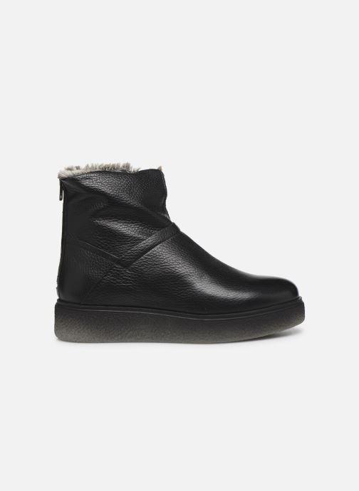 Bottines et boots Khrio 10662K Noir vue derrière