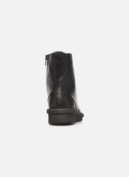 Bottines et boots Khrio 10622K Noir vue droite
