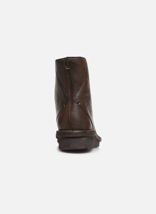 Stiefeletten & Boots Khrio 10622K braun ansicht von rechts