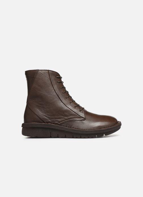 Bottines et boots Khrio 10622K Marron vue derrière