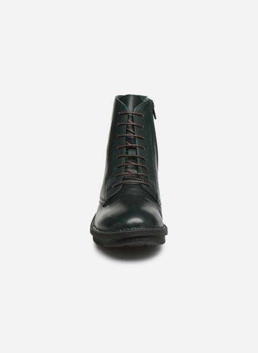 Bottines et boots Khrio 10622K Vert vue portées chaussures