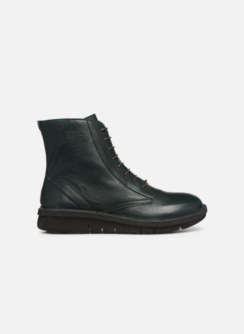 Bottines et boots Khrio 10622K Vert vue derrière