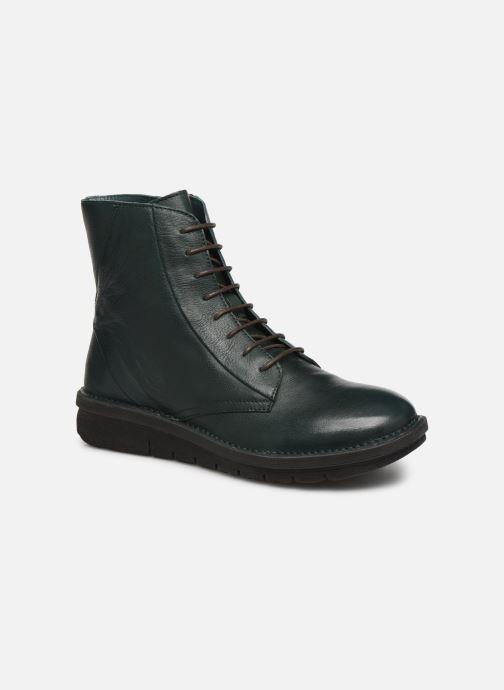 Bottines et boots Khrio 10622K Vert vue détail/paire