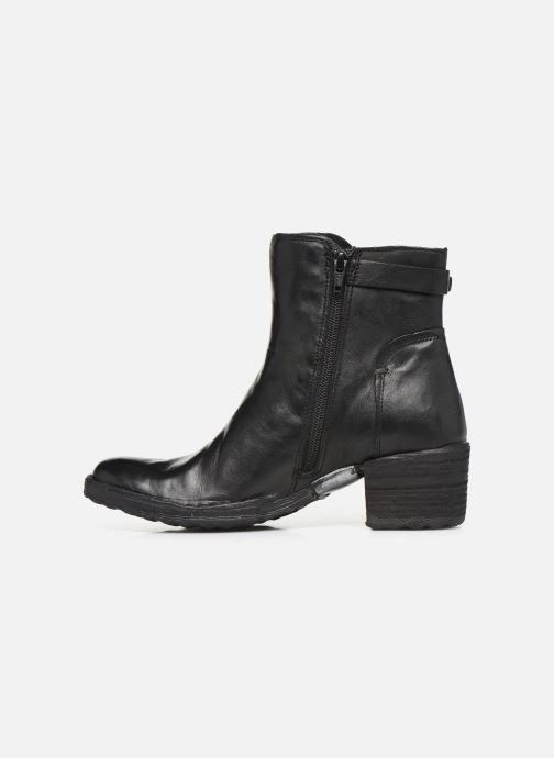 Bottines et boots Khrio 10546K Noir vue face
