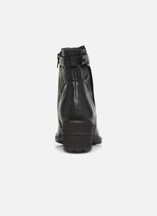 Bottines et boots Khrio 10546K Noir vue droite