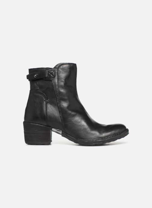 Ankle boots Khrio 10546K Black back view