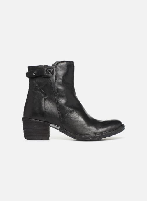 Bottines et boots Khrio 10546K Noir vue derrière