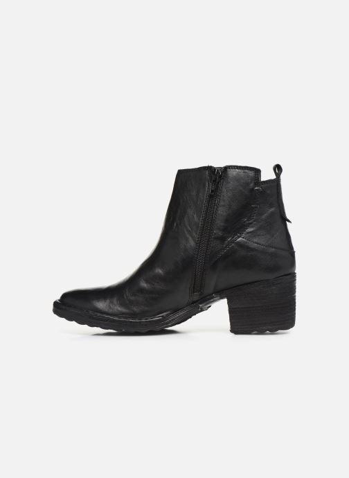 Boots en enkellaarsjes Khrio 10543K Zwart voorkant
