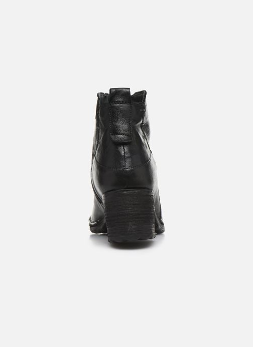 Boots en enkellaarsjes Khrio 10543K Zwart rechts