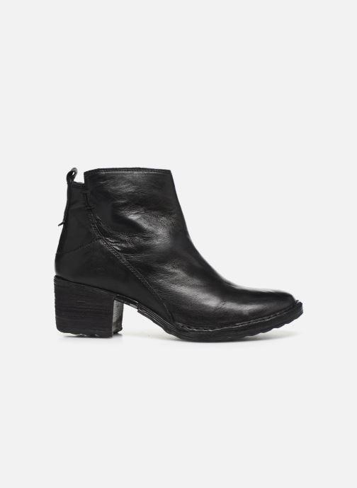 Boots en enkellaarsjes Khrio 10543K Zwart achterkant