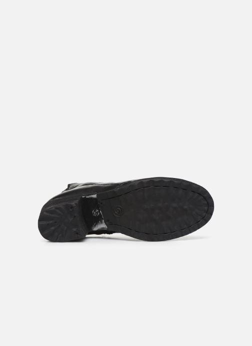 Bottines et boots Khrio 10543K Noir vue haut