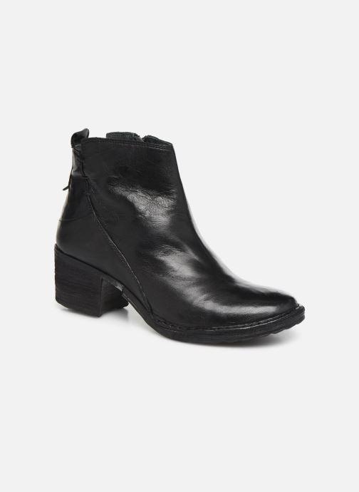 Boots en enkellaarsjes Khrio 10543K Zwart detail