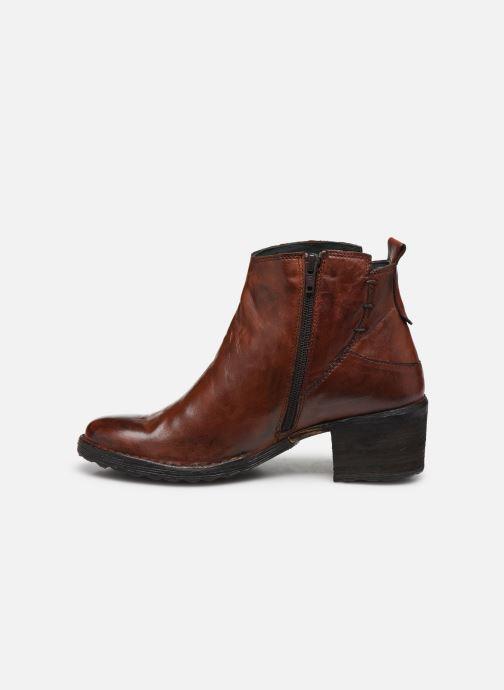 Bottines et boots Khrio 10543K Marron vue face