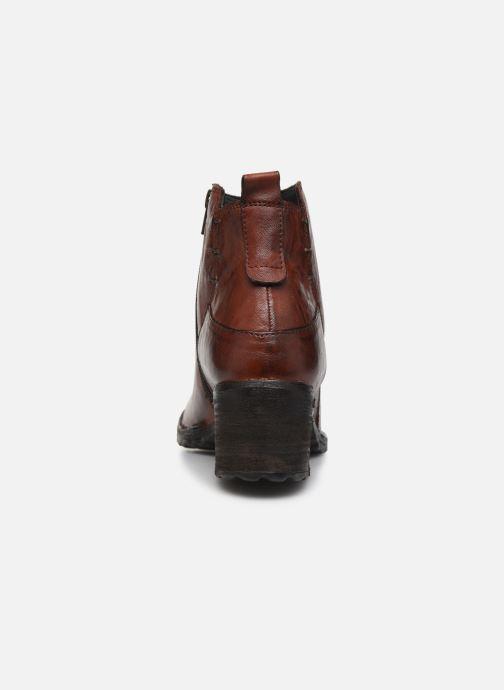 Bottines et boots Khrio 10543K Marron vue droite