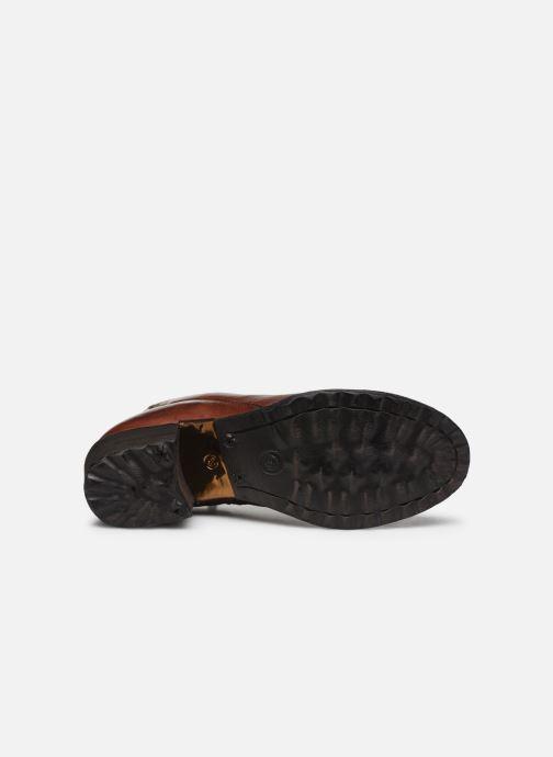Bottines et boots Khrio 10543K Marron vue haut