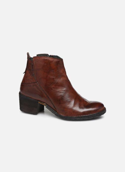 Bottines et boots Khrio 10543K Marron vue détail/paire