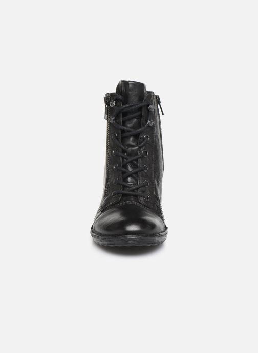 Bottines et boots Khrio 10540K Noir vue portées chaussures