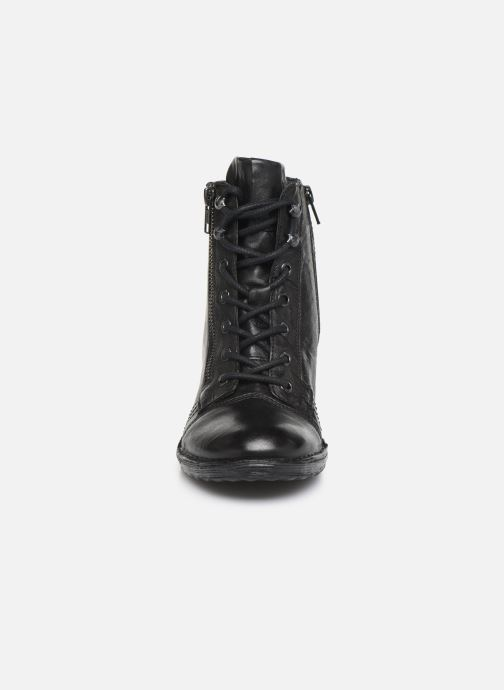 Ankle boots Khrio 10540K Black model view