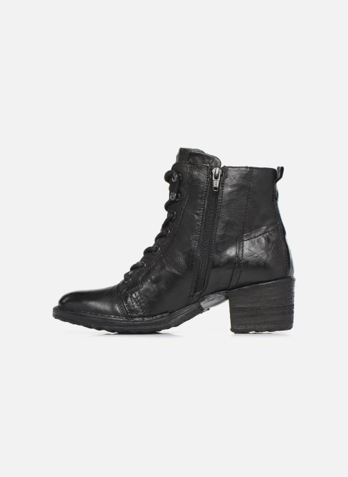 Ankle boots Khrio 10540K Black front view
