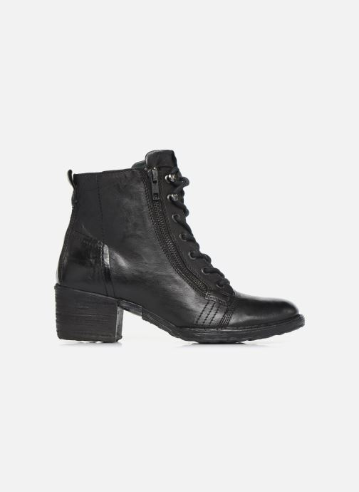 Ankle boots Khrio 10540K Black back view