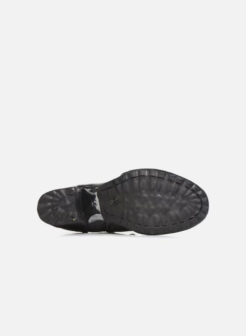 Stiefeletten & Boots Khrio 10540K schwarz ansicht von oben