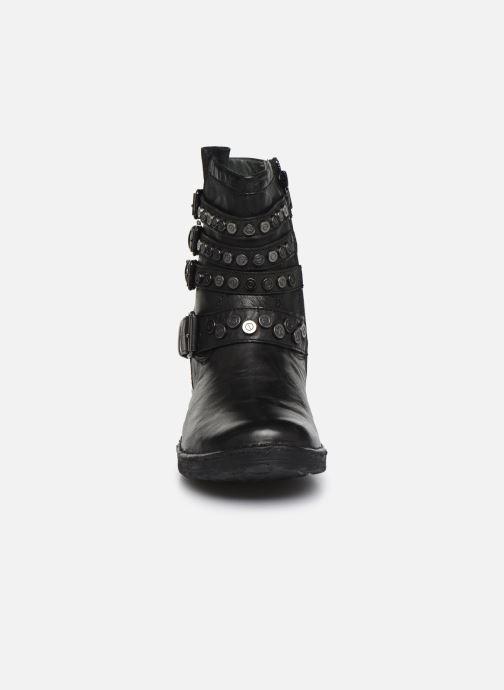 Stiefeletten & Boots Khrio 10526K schwarz schuhe getragen