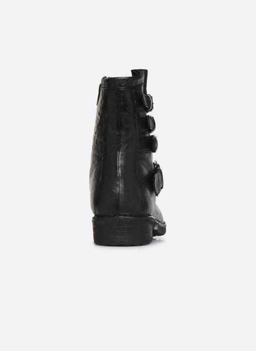 Bottines et boots Khrio 10526K Noir vue droite