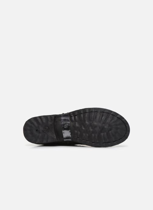 Bottines et boots Khrio 10526K Noir vue haut