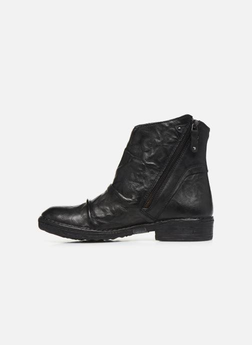 Bottines et boots Khrio 10525K Noir vue face