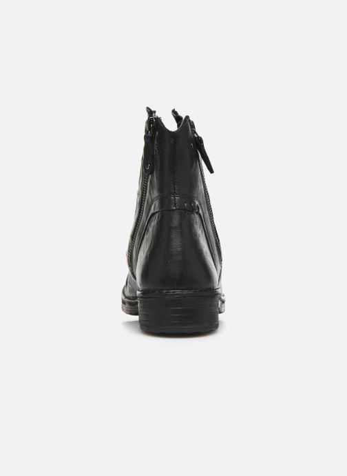 Bottines et boots Khrio 10525K Noir vue droite