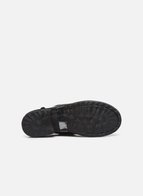 Bottines et boots Khrio 10525K Noir vue haut