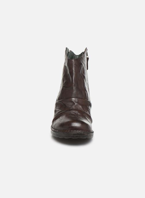 Stiefeletten & Boots Khrio 10525K braun schuhe getragen